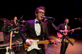 Buddy Holly at Chestmas